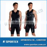 Custom Compression Speed Race One-piece Triathlon Clothing Triathlon Suit MZ0324