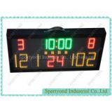 LED Electronic Basketball Scoreboard