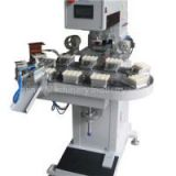 1 Head Conveyor Ink Cup Pad Printing Machine With Self Pad-cleaning System