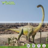 Long neck Moving Animatronic Dinosaur robot For Exhibition