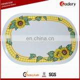 High quality blank sublimation placemats