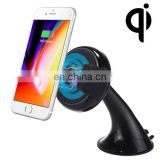 Newest Universal 360 Degree Rotate Car Wireless Charger Phone Holder Stand Mount for iPhone