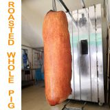 Fully automatic roast whole pig oven crispy roast pig machine gas oven