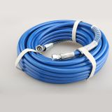 High pressure paint spray hose 1/4 painting hose for airless sprayer blue,red