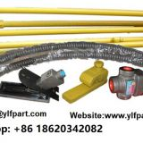 Hydraulic Breaker hammer Piping Kits Pipelines for Cat Excavator H30DS,H115,H115C,H115s Spare parts