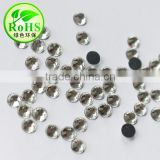 ss6 2mm lead free crystal beads,crystal beads lead free hotfix rhinestone strass korean for kids clothes garment