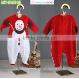 Hot Sale Christmas Clothes For Baby Coverall , Romper MY-IA0046