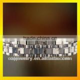 cheap fine jewelry classic stainless stretch mens bracelet
