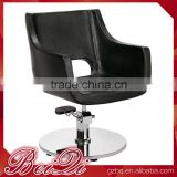Black Classical Barber Chair Durable Beauty Salon Equipment Cheap Hair Dressing Salon Chair