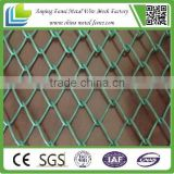 US Standard 50*50mm 4.4 kg/m2 Reasonable Price PVC coated or galvanized high quality Galvanized Chain Link Fence