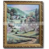 wood photo frame,funny photo frames,collage photo frame, Latest landscape wood oil painting on canvas for sale                                                                         Quality Choice