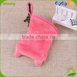 novel exfoliating microfiber face cleaning glove