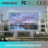 P10 full color outdoor perimeter advertising led display