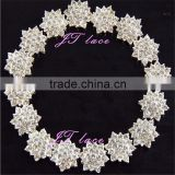 Sparkle star button - high quality flower button- iron rhinestone use for flower decorate