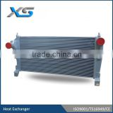 high-frequency welding pipe aluminum truck intercooler