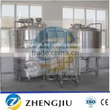 Commercial/Industrial Pub Micro Beer Brewery Equipment Brew House For Home Brewing Wort Processing