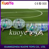 outdoor play equipment zorb ball,football inflatable human bubble ball, inflatable bumper balls for soccer games