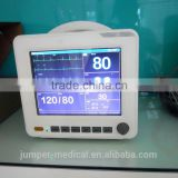 China famous manufacturer Shenzhen Jumper patient monitor, ICU multi-parameter minitor, ICU patient monitor