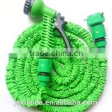 expandable hose 3 way spray nozzle Expander hose pipe garden hose splitter