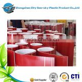 rolled up pp plastic sheet