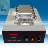 Guangzhou flash machine representative/Easy operate pre inking stamp making equipment