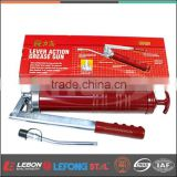 LB-U1007 R475 manual cordless double-major oil grease gun for construction machinery equitment