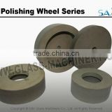 Glass wheel stone polishing wheels for glass processing
