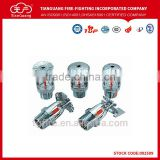 2015 hot sale high presure ZSTX fire sprinkler heads with stainless steel sprinkler head