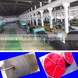 Famous rubber product wear abrasive resistance EP 200/3 2 layers largee conveyor capacity fabric canvas belt