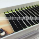2016 New style FASHION individule eyelashes perfect quality PBT KOREA FIBER eyelash extension
