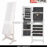 Living room furniture, Jewelry cabinet, Jewelry mirror cabinet                                                                         Quality Choice