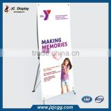 Economic manufacturer Custom promotion X banner