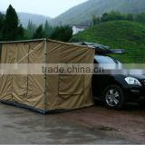 outdoor canvas family camping awning tent