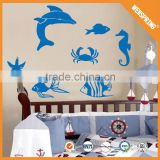 High quality reusable home sticker,room deco 3d wall stickers for kids