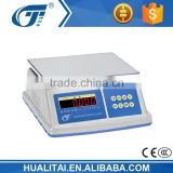 hualitai 6kg digital price weighing balance with waterproof feature                                                                                                         Supplier's Choice
