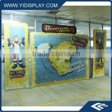 Spandex Tension Fabric Backdrop Easy Up Display