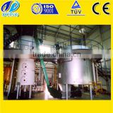 Oil extraction from groundnut soybean and palm kernel oil for the production of vegetable oil