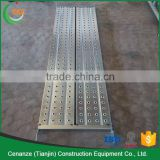 Galvanized Steel plank used construction for sale /steel bridge construction