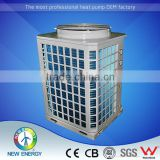 home heat pump ventilation system heat recovery industrial water air cooler