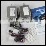 55W HID Xenon Conversion Headlight KIT Bulb AC 12V HID xenon headlight H7 canbus slim ballast HID kit
