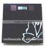 HCB-13 solar glass electronic body weighing scale