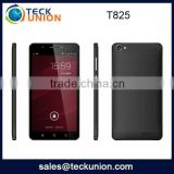 T825 6 inch big touch screen china android mobile phones High Definition Dual Digital Camera