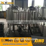 luxury red copper beer brewing equipment and commercial brewery equipment 200l 500l 1000l