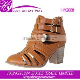 2014 summer beatiful hot selling wedge shoes office shoes