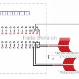 120kw Ordinary type post weld heat treatment machine Thermal processing machine