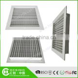 HVAC Systems Eggcrate Ceiling Air Conditioning Aluminum Linear Grilles Diffusers/Rectangular Air Directional Ceiling Diffusers