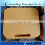 UHMWPE High Strength Portable Crane Outrigger Pads/trailer plate jack pads
