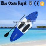 blue and grey style stand up paddle board/soft sup/sup kayak