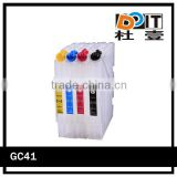 Refillable plotter ink cartridge GC41 for Ricoh SG3100 SG3110 printer from DO-IT