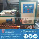 IGBT induction fasteners hot forging machine